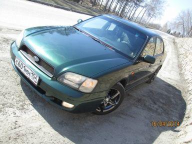 Subaru Legacy 2000 отзыв автора | Дата публикации 13.10.2015.