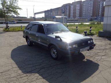 Subaru Leone, 1984