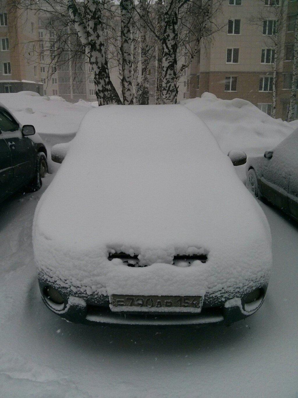 Внезапный снег)