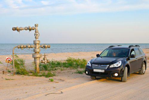 Subaru Outback 2014 - отзыв владельца