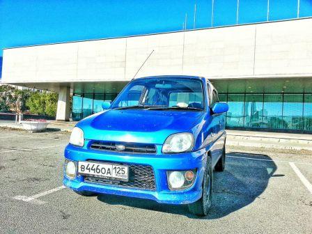 Subaru Pleo 2003 - отзыв владельца