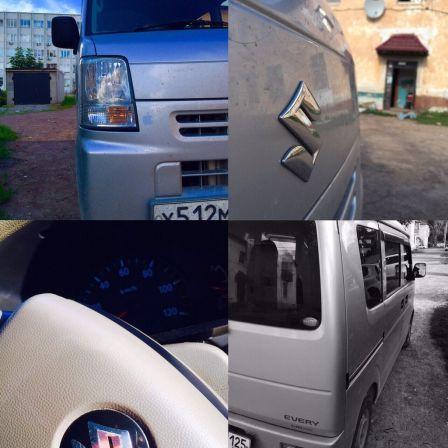 Suzuki Every 2010 - отзыв владельца
