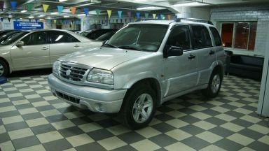 Suzuki Grand Vitara, 2004