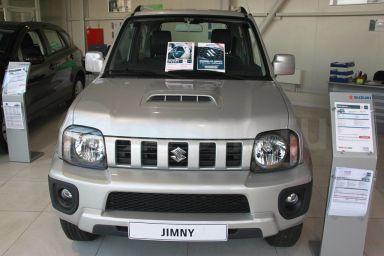 Suzuki Jimny, 2014
