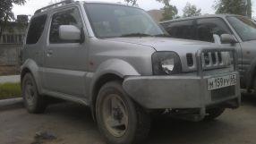Suzuki Jimny Sierra, 2002