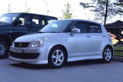 Suzuki Swift 2005 отзыв владельца | Дата публикации: 07.08.2015