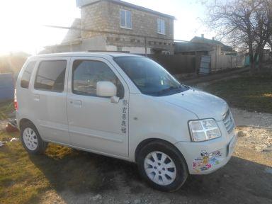 Suzuki Wagon R Solio, 2003