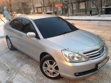 Toyota Allion 2005 - отзыв владельца