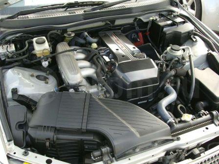 Toyota Altezza 2003 - отзыв владельца