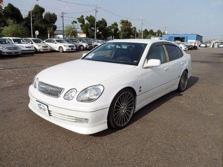 Toyota Aristo 2002 - отзыв владельца