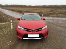 Toyota Auris 2013 отзыв автора | Дата публикации 27.10.2014.