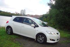 Toyota Auris 2008 отзыв автора | Дата публикации 02.09.2015.