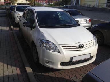 Toyota Auris, 2012