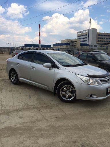 Toyota Avensis, 2011