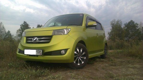 Toyota bB 2007 - отзыв владельца