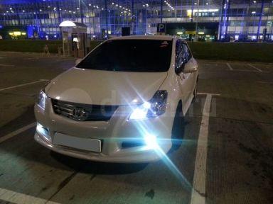 Toyota Blade 2007 отзыв автора | Дата публикации 23.08.2015.