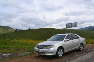 Toyota Camry 2005 отзыв автора | Дата публикации 06.07.2015.
