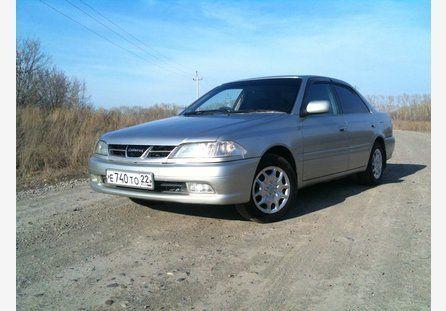 Toyota Carina 1999 - отзыв владельца
