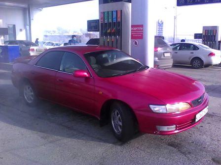 Toyota Carina ED 1998 - отзыв владельца