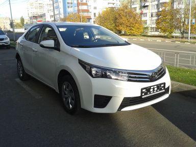 Toyota Corolla 2013 отзыв автора   Дата публикации 03.07.2015.