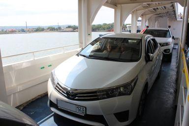 Toyota Corolla 2013 отзыв автора | Дата публикации 20.08.2015.