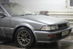 Toyota Corolla Levin, 1987