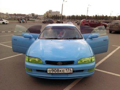 Toyota Corona Exiv, 1995