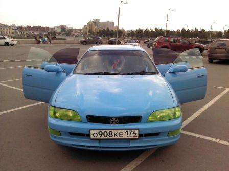 Toyota Corona Exiv 1995 - отзыв владельца