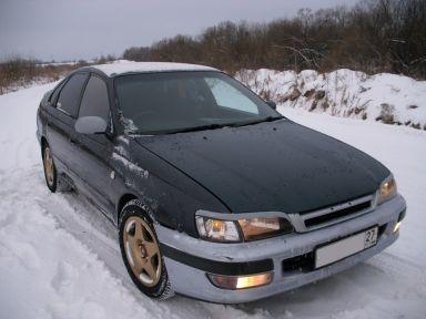 Toyota Corona SF, 1992