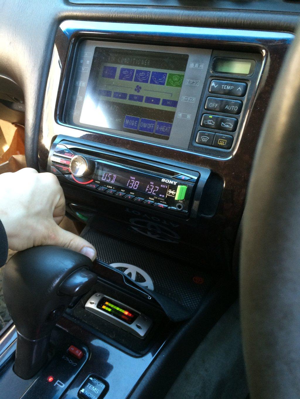 Toyota Crown 155 кузов мануал #9