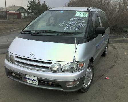 Toyota Estima Lucida 1996 - отзыв владельца