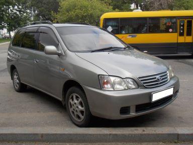 Toyota Gaia 2000 отзыв автора | Дата публикации 31.07.2015.