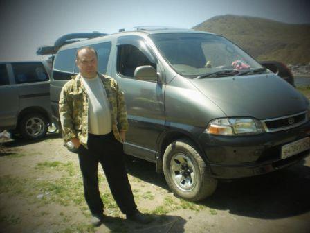 Toyota Granvia 1997 - отзыв владельца