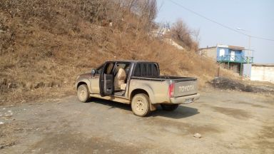 Toyota Hilux Pick Up, 2010