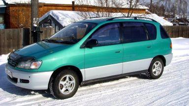 Toyota Ipsum, 1996