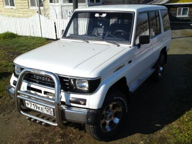 Toyota Land Cruiser, 1993