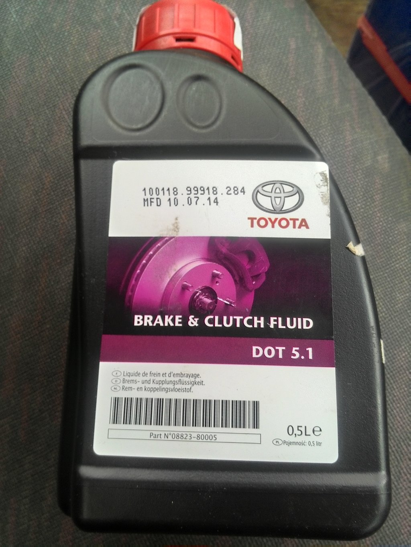 замена масла Toyota Прадо #11