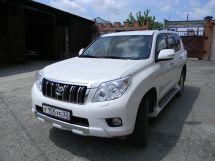 Toyota Land Cruiser Prado 2010 отзыв владельца | Дата публикации: 16.06.2014