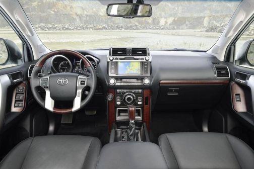 Toyota Land Cruiser Prado 2013 - отзыв владельца