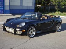 Toyota MR2, 2002