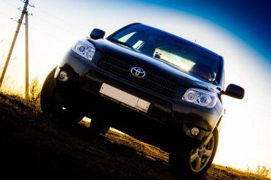 Toyota RAV4 2008 отзыв автора | Дата публикации 15.10.2015.
