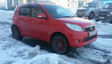 Toyota Rush 2009 отзыв автора | Дата публикации 15.07.2015.