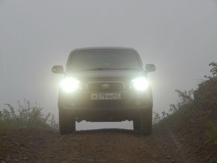 Toyota Rush 2007 - отзыв владельца