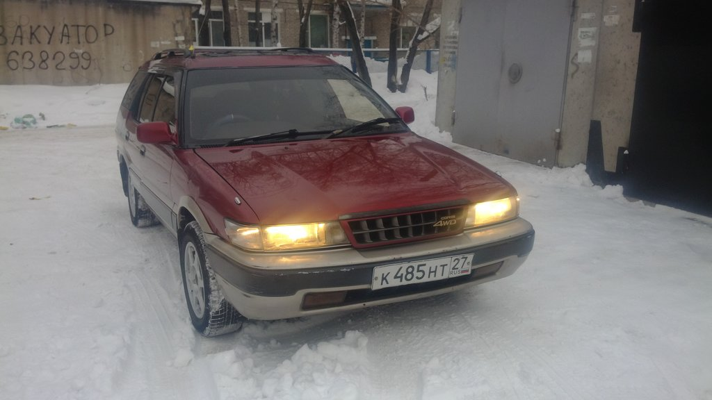 трос спидометра toyota sprinter carib кузов ае-95
