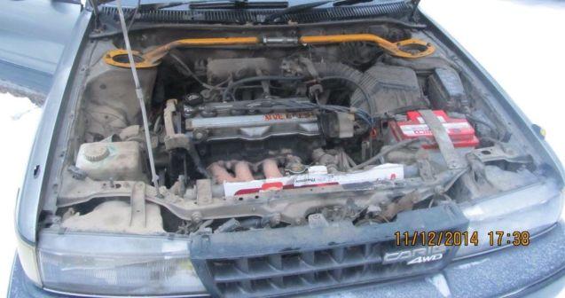 Toyota Sprinter Carib 1990 - отзыв владельца