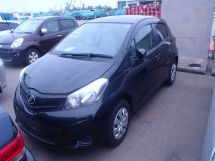 Toyota Vitz, 2011