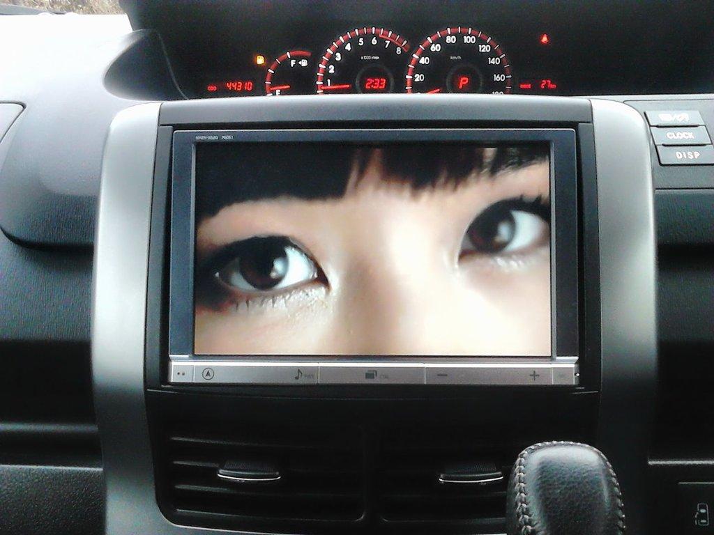 Японские глазёшки.
