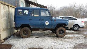 УАЗ 3151, 1996