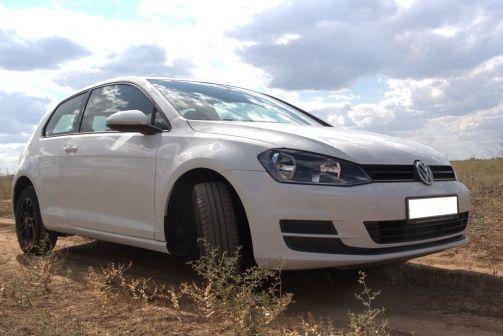 Volkswagen Golf 2013 - отзыв владельца