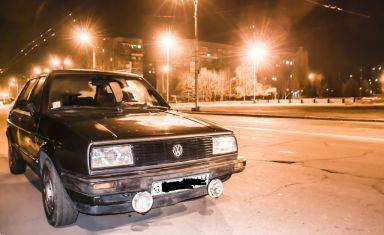 Volkswagen Jetta, 1986